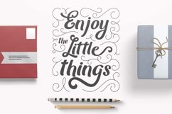 Mon Cheri Typeface + Extras Product Image 2