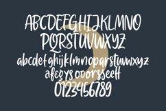 Bidooff - Quircky Handrawn Font Product Image 5