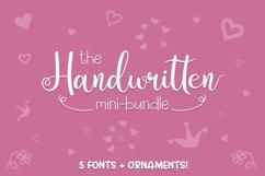 The Handwritten Mini Bundle Product Image 1