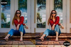 Red Blogger Photoshop Actions And ACR Presets Product Image 5