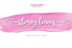 Story Loves Product Image 1