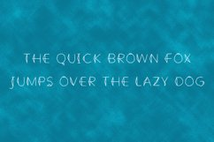 Crystal handwritten font Product Image 3