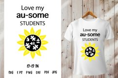 Autism Quotes. Autism Awareness SVG PNG. Autism Student Product Image 1