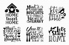 Home & Kitchen SVG bundle Product Image 4
