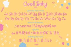 Cool Baby - A Fun Family Font Product Image 4