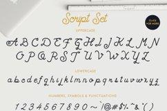 Landon Script Product Image 4