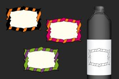 Halloween clip art graphics and illustrations Product Image 4