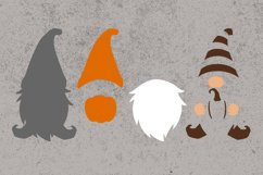 Fall gnome svg Gnomes fall svg Gnome clipart Fall clipart Product Image 3