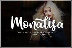 Monalisa Script Product Image 1