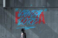 Vandalord Grafiti Script Product Image 5