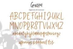 Grasstoil - Handwritten Fonts Product Image 4