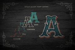 Spirit Board font set Product Image 3