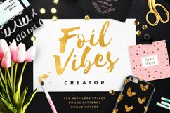 Foil Vibes Creator + Massive Bonus Product Image 1