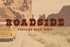 Roadside | Vintage Slab Serif Product Image 1