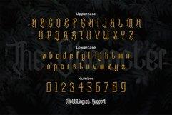 Alabasta - The Blackletter Font Product Image 2