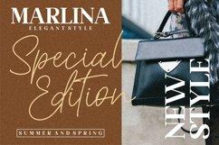 Christina Signature - Monoline Signature Font Product Image 5