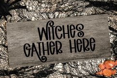 Spooky Halloween - A Hand-Lettered Halloween Font Product Image 3