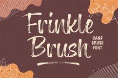 Frinkle Brush Font Product Image 1