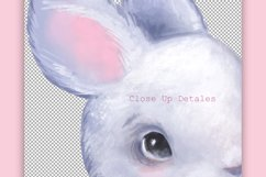 Cute bunny 2 color Product Image 3