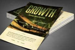 Growth Church Flyer Template Product Image 1