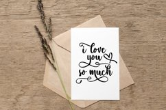 Hello Diary - Lovely Theme Calligraphy Product Image 4