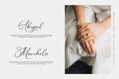 Dagtton - Wedding Calligraphy Font Product Image 3