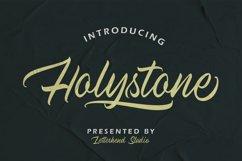 Holystone Script Product Image 1