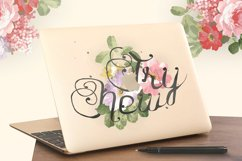 Karenina Script Font + Cute Vectors Product Image 2
