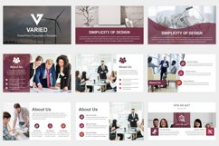 Varied multipurpose PowerPoint Presentation Template Product Image 4