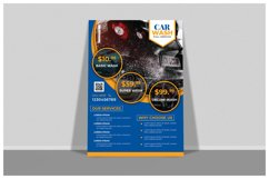 Car Wash Flyer Templates Product Image 3