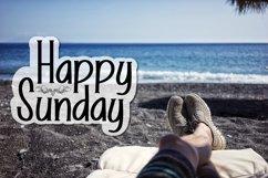Happy Sunday Product Image 2