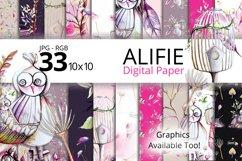 Alifie Digital Paper Product Image 2