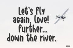 Down River - A Sweet Hand Lettered Font Product Image 4