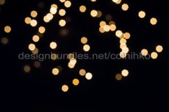 Golden bokeh lights Product Image 1