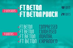 FT Beton Punch Condensed Product Image 7