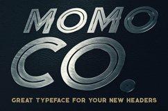 Momoco - Display Font Product Image 4