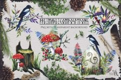 Pagan Forest Watercolor Kit Product Image 4