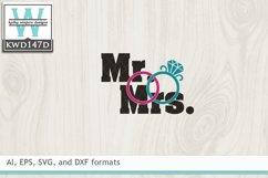Wedding SVG - Wedding Rings Product Image 2