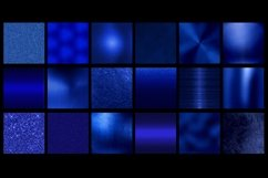 Blue foil glitter textures Product Image 2