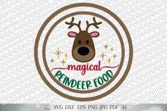 Reindeer Food SVG   Reindeer SVG   Christmas SVG   Reindeer Product Image 4