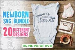 Baby SVG Bundle, Baby Boy SVG, Baby Girl SVG, Newborn SVG Product Image 2