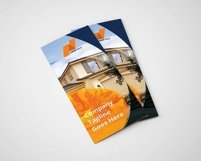 Real Estate Tri-Fold Brochure Template Product Image 2