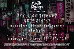 Bastille Members - Cool Brusher Font Product Image 6