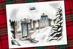 Snowy Cottage Product Image 1