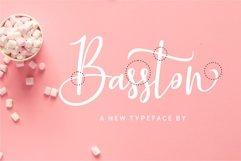 Basston Script Product Image 4