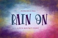 Rain On Product Image 1