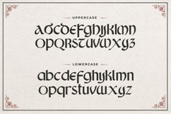 King Castle - Celtic Typeface Product Image 6