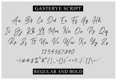 Gasterye Script Product Image 3