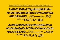 Bluto   Sans Serif Type Family Product Image 4