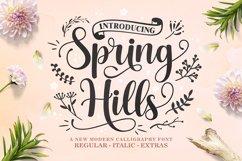 Spring Hills Script Product Image 1